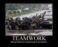 Battle Report - Teamwork