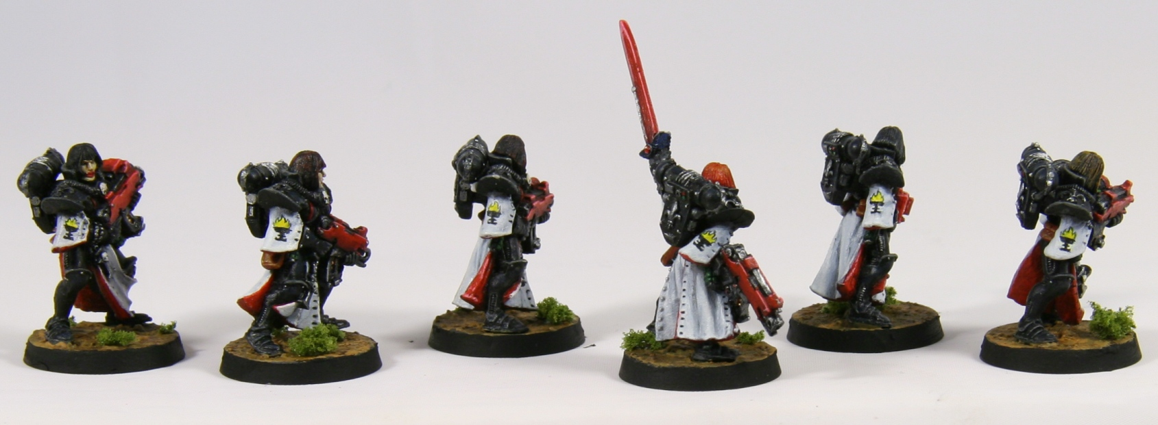 battle sister squard by - photo #26