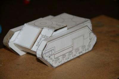 Scratch Building: Template