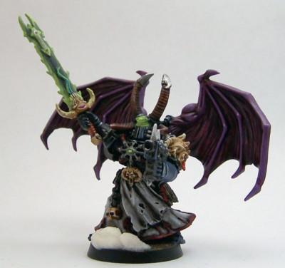 Chaos Sorcerer Warforce: Showcase #5