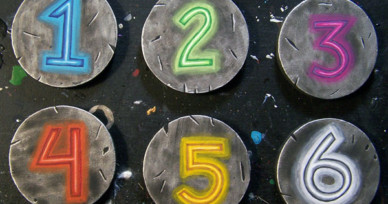 Maelstrom of War Objective Markers