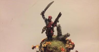 Colonel 'Iron Hand' Straken