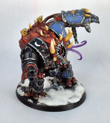 Showcase: Helbrute #5
