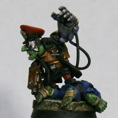 Commissar Painted