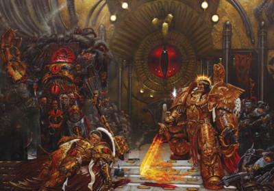 The Horus Heresy