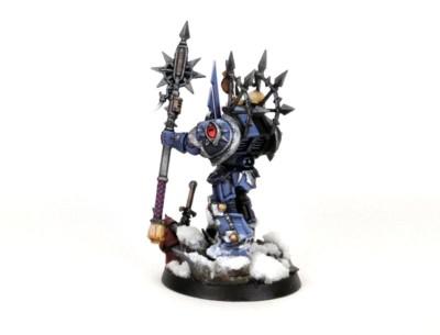 Chaos Sorcerer in Terminator Armor #3