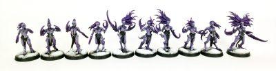 Daemonettes of Slaanesh: Showcase #1