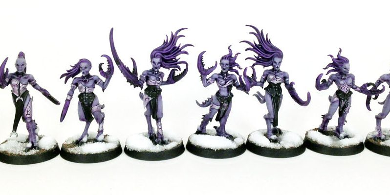 Daemonettes of Slaanesh: Showcase #1