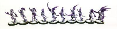 Daemonettes of Slaanesh: Showcase #2