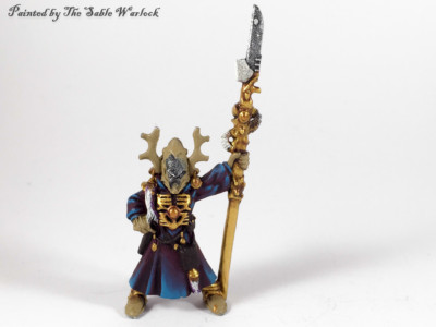 Auric Armour Gold Front