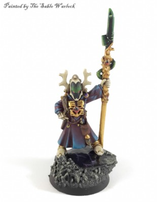 Finished Warlock - Front