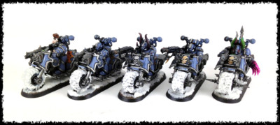 Chaos Bikers: Squad #1-2
