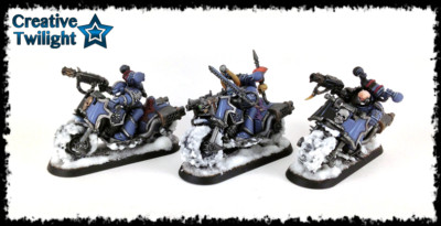 Showcase: Disciples of Twilight Chaos Bikers – Squad #2