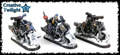 Chaos Bikers - Squad #2-5