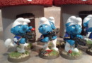 Themed Workbench Part One – The Creation of the Ultrasmurfs