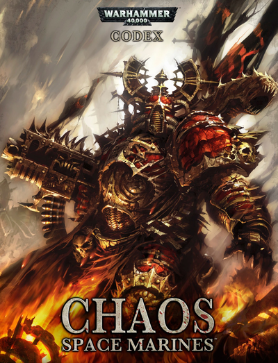 Chaos Space Marines Codex