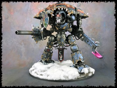Chaos Knight Titan - Showcase #1