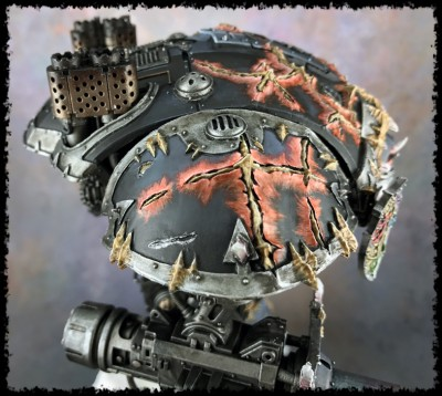 Chaos Knight Titan - Showcase #12