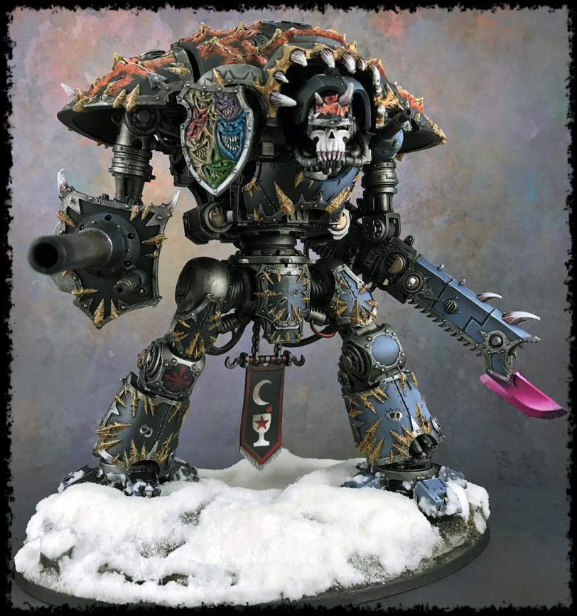 Chaos Knight Titan - Showcase #14
