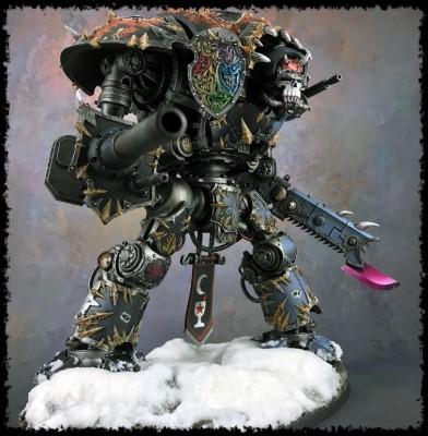 Chaos Knight Titan - Showcase #15