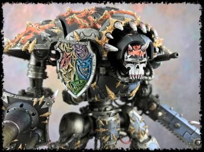 Chaos Knight Titan - Showcase #16