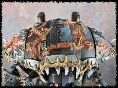 Chaos Knight Titan - Showcase #3