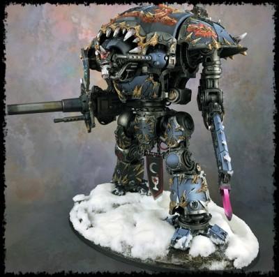 Chaos Knight Titan - Showcase #5