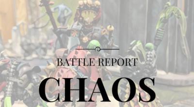 Comic Book Battle Report: Disciples of Twilight vs Necrons